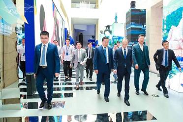 张国标董事长出席2019中国(济南)明湖国际金融峰会