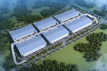 网营物联(江山)智能供应链运营中心项目被列入《2019年浙江省服务业重大项目计划》