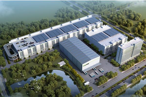 杭州东洲物流园区案例