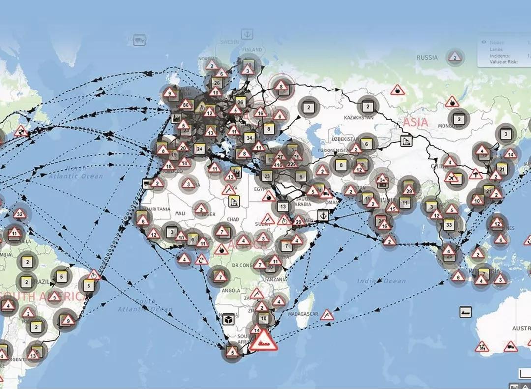 新型冠状病毒对全球供应链的影响(供应链物流必读)