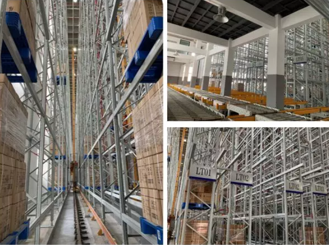 案例 | 基于底梁设计的东洲岛高架库地面承载改造方法