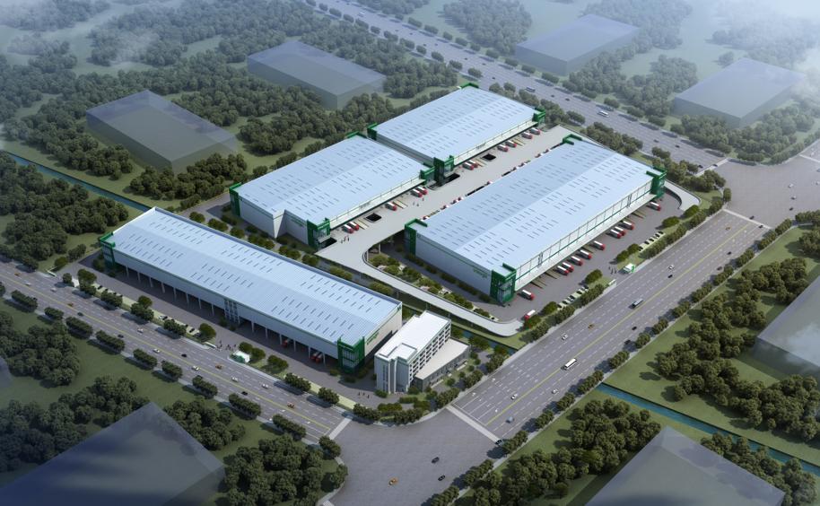 网营物联鄂州供应链运营中心6月投产,获当地媒体热烈关注
